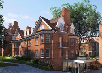 Thumbnail 2 bedroom flat for sale in Hampstead Manor, Kidderpore Avenue, Hampstead, London