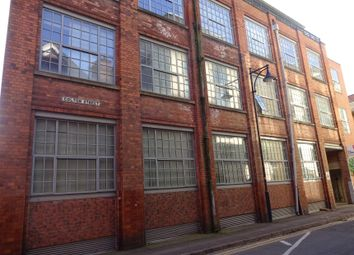 Thumbnail 1 bed flat for sale in The Squirrel Building, 57 Colton Square, Leicester