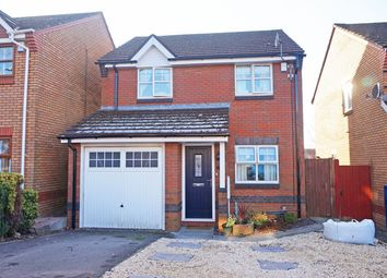 Thumbnail 3 bed detached house for sale in Ynys-Y-Coed, Oakdale, Blackwood