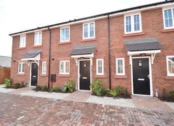 Thumbnail 2 bedroom terraced house for sale in Hollyblue Close, Drakes Broughton, Pershore, Worcestershire