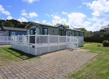 Thumbnail 2 bed property for sale in Ocean Cove Holiday Park, Tintagel