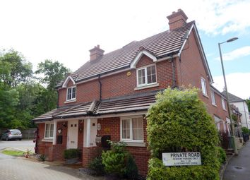 Thumbnail 1 bed terraced house to rent in Elvetham Rise, Chineham, Basingstoke