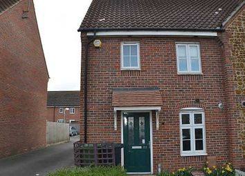 Thumbnail 3 bedroom semi-detached house to rent in Anthony Nolan Road, King's Lynn