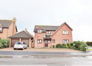 Thumbnail 4 bed detached house for sale in Prince Of Wales Road, Caister-On-Sea