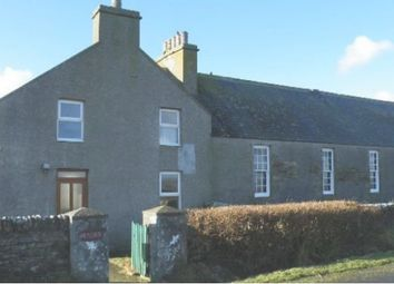 Thumbnail 3 bed detached house for sale in Stronsay, Orkney