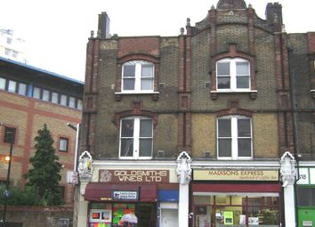 Thumbnail 3 bed flat to rent in Lewisham Way, New Cross