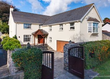 Thumbnail 4 bed detached house for sale in Sycamore House, Church Street, Newton, Porthcawl