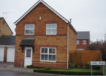 Thumbnail 4 bed detached house for sale in Clarke Avenue, Sheffield