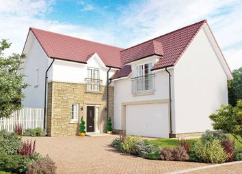 "Thumbnail 5 bedroom detached house for sale in ""The Dewar"" at Lethame Road, Strathaven"