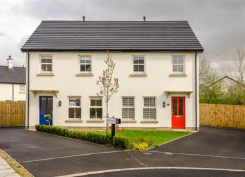 Thumbnail 3 bed semi-detached house for sale in Lady Wallace Avenue, Lisburn