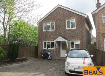 Thumbnail 3 bed detached house to rent in Dell Close, Fair Oak, Eastleigh