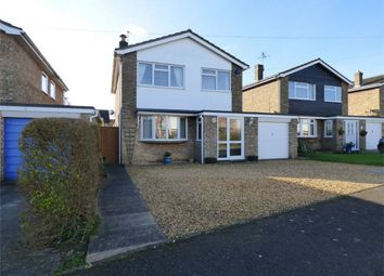Thumbnail 4 bed detached house for sale in Orchard End, Bluntisham, Huntingdon