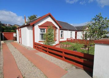 Thumbnail 3 bed semi-detached bungalow for sale in Inverkip Road, Greenock