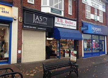Thumbnail Retail premises to let in 394 Birmingham Road, Wylde Green, Sutton Coldfield