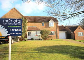 Thumbnail 2 bed detached house for sale in Tuckers Road, Faringdon, Oxfordshire