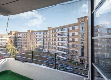Thumbnail 1 bed flat for sale in Dumbarton Court, Brixton Hill, London