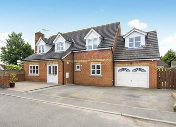 Thumbnail 4 bed detached house for sale in Farm Road, Orsett, Grays