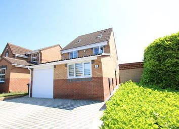 Thumbnail 4 bed detached house for sale in Wilford Drive, Ely