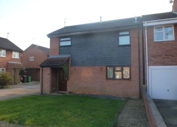 Thumbnail 3 bedroom detached house for sale in Hedgelands, Werrington, Peterborough