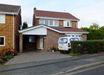 Thumbnail 4 bed detached house to rent in Haydock Drive, Hazel Grove, Stockport