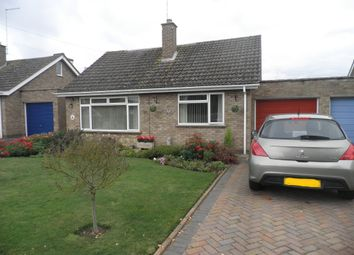 Thumbnail 2 bed bungalow for sale in Parkway Close, Nassington, Peterborough