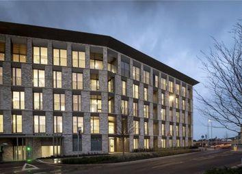 Thumbnail 3 bed flat for sale in Athena, Eddington, Cambridge