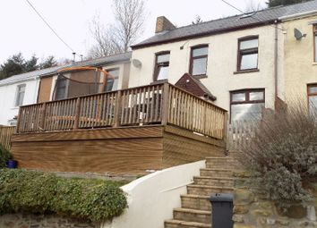 Thumbnail 3 bedroom terraced house for sale in Heol Gerrig, Abertillery