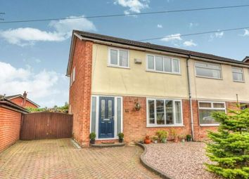 Thumbnail 3 bed semi-detached house for sale in Haslam Hey Close, Bury, Greater Manchester