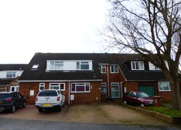 Thumbnail 3 bed terraced house for sale in Hampton Close, Stevenage