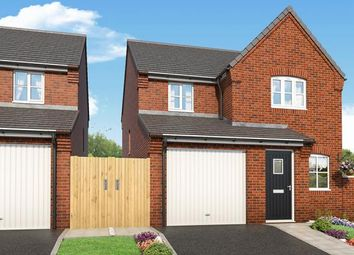 "Thumbnail 3 bed property for sale in ""The Fern At Mill Farm, Tibshelf"" at Mansfield Road, Tibshelf, Alfreton"
