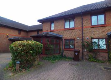 Thumbnail 3 bedroom end terrace house for sale in Gamuel Close, London