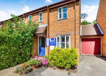 Thumbnail 2 bedroom semi-detached house to rent in Camlet Grove, Stantonbury Fields, Milton Keynes
