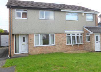 Thumbnail 3 bedroom semi-detached house for sale in Llys Y Fran, Llangewydd Court, Bridgend.