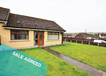 Thumbnail 2 bed semi-detached bungalow for sale in 13 Primity Crescent, Newbuildings, Derry / Londonderry