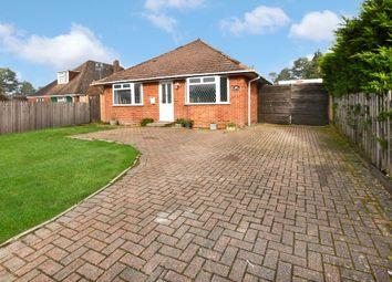 Firgrove Road, Whitehill, Bordon GU35. 4 bed detached bungalow for sale