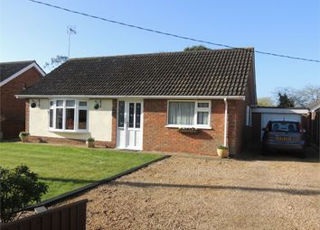 Thumbnail 4 bed detached bungalow for sale in West Way, Wimbotsham, King's Lynn