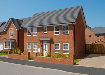 "Thumbnail 4 bedroom detached house for sale in ""Thornbury"" at Tenth Avenue, Morpeth"