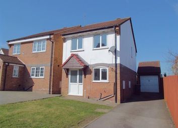 Thumbnail 3 bed detached house for sale in Bluebell Drive, Leicester, Leicestershire
