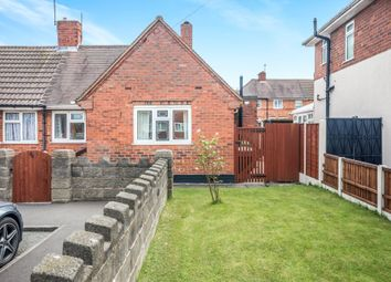 Thumbnail 1 bedroom semi-detached bungalow for sale in Elizabeth Avenue, Wednesbury