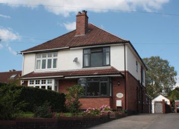 Thumbnail 6 bed semi-detached house for sale in Bishopsworth Road, Bishopsworth, Bristol
