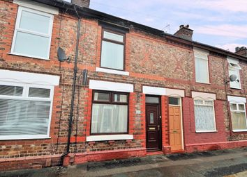 Thumbnail 2 bedroom terraced house to rent in Marbury Street, Latchford, Warrington
