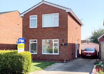 Thumbnail 3 bed detached house for sale in Barneby Avenue, Bartestree, Hereford