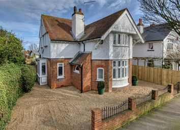 Thumbnail 4 bed detached house for sale in Western Avenue, Herne Bay, Kent