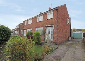 Thumbnail 3 bed semi-detached house to rent in Sandhill Drive, Harrogate