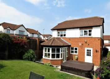 Thumbnail 4 bed detached house for sale in Arundel Walk, Wingate, County Durham
