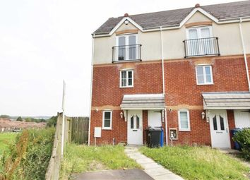 Thumbnail 4 bed town house for sale in Plane Avenue, Wigan