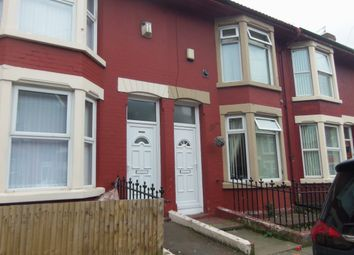 Thumbnail 4 bed terraced house for sale in Sidney Road, Bootle
