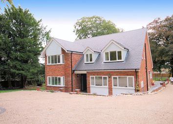 Thumbnail 5 bed detached house for sale in The New Vicarage House, Newlands Road, Baddesley Ensor