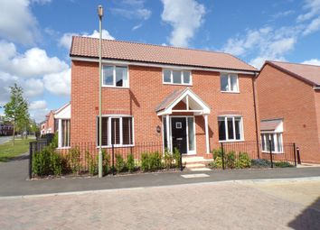 Thumbnail 4 bed detached house for sale in Portland Close, Augusta Park, Andover