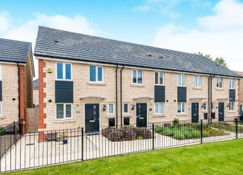 Thumbnail 2 bed terraced house for sale in Hazel Gardens, Didcot